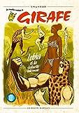 Girafe : Zebra et la statuette infernale