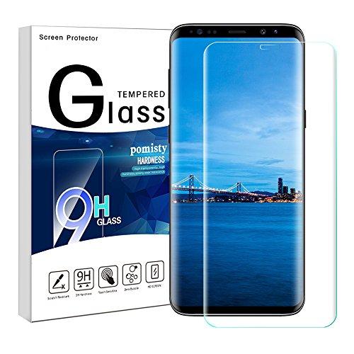 Galaxy S9 Panzerglas Schutzfolie,Samsung Galaxy S9 Displayschutzfolie ,3D Anti-Kratzen 9H Härte Gehärtetes Glas Displayschutzfolie für Samsung Galaxy S9