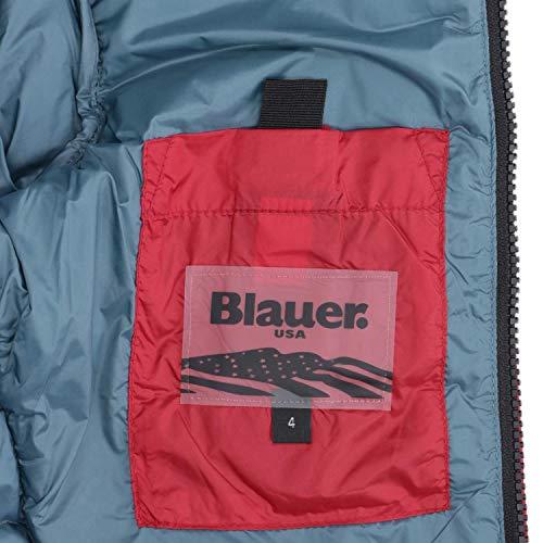 Blauer Piumino 18WBLKC03154005046 Rosso 10A/36