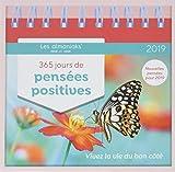 Almaniak 365 jours de pensées positives 2019