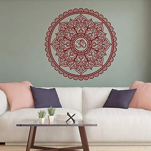 Mandala High-end Design Pattern Vinile Vinile Adesivi Decorativi Lotus Staccabile Decalcomania...