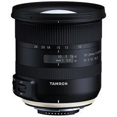 Tamron T80148 - Objetivo para cámara Nikon (10-24 mm, F/3.5-4.5, Di II VC HLD) color negro