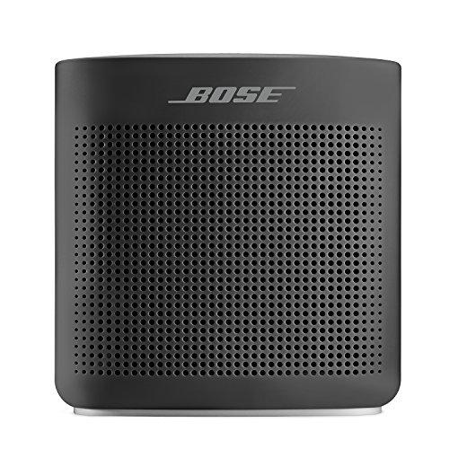 Bose SoundLink Color Bluetooth Speaker II (Soft Black)