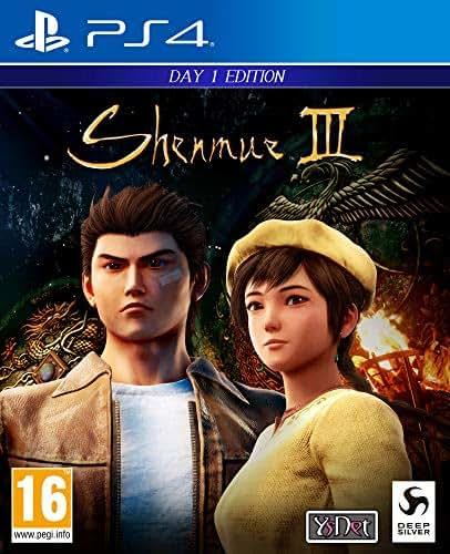 Shenmue III (PS4) (Deutsch, Englisch, Französisch, Italienisch, Spanisch)