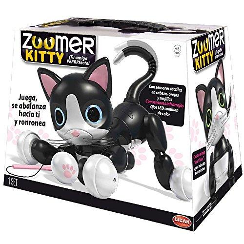 518fT5AGj1L - Zoomer - Juguete electrónico Kitty