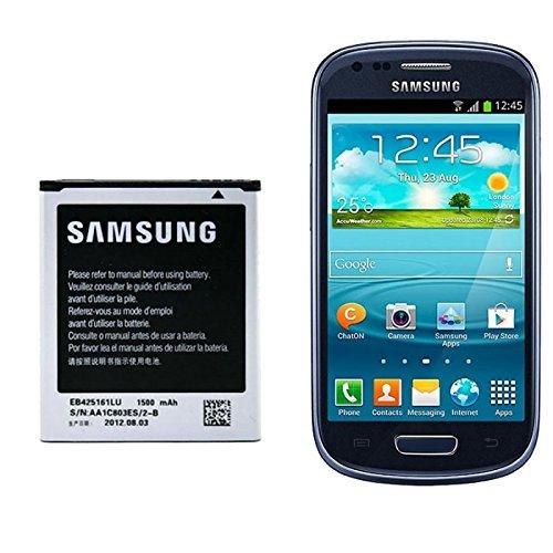 Samsung - Batteria EB425161LU, da 1.500 mAh, Li-Ion 3,7 V, ideale per Samsung Galaxy Trend Plus S7580