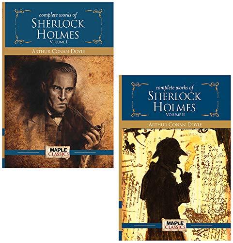The Complete Sherlock Holmes (Vol I & II, Set of 2 Books)