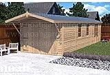 20x 10'Oxford garaje Heavy Duty Madera caseta de jardín/taller