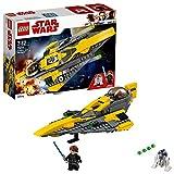 LEGO R2-D2 Jedi Starfighter di Anakin, Multicolore, 75214