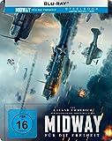 Midway - Für die Freiheit [Steelbook] [Blu-ray]