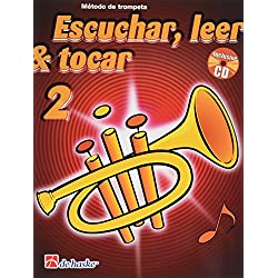 Escuchar, Leer & Tocar 2 Trompeta Trompette +CD