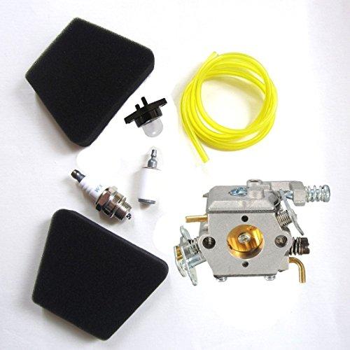 TucParts 5300718 21/Walbro 29 - Bomba de combustible para motosierra Partner 350, 351, 370, 371, 390, 391, 420 (sustituye a Partner 5300718 21/Walbro 29)