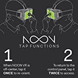 NOON VR Virtual Reality Brille für Android & IOS Smartphones - 5