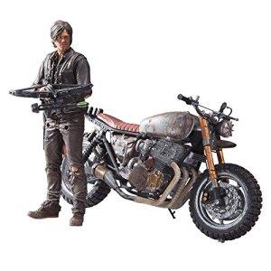 Unbekannt The Walking Dead ActionfigurDaryl Dixon mit Motorrad 12