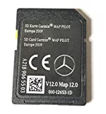SD-Card Mercedes Garmin-Karte Pilot STAR1 v12 Europe 2019 - A2189065503