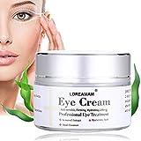 Crema de Ojos,Contorno de Ojos Anti Edad,Eye Cream,Serum Contorno de Ojos Anti arrugas, Elimina la...