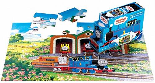 Thomas & Friends, Puzzle da pavimento in cartone sagomato
