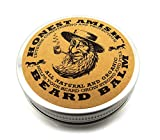 Honest Amish All Natural Beard Balm Leave - In Conditioner - 59Gm