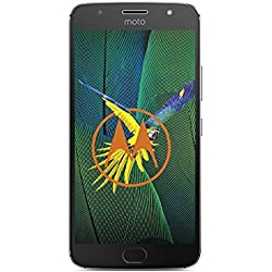 "Motorola Moto G5S Plus Nano SIM 4G 32GB Gris - Smartphone (14 cm (5.5""), 32 GB, 13 MP, Android, 7.1 (Nougat), Gris) - Versión Alemana"