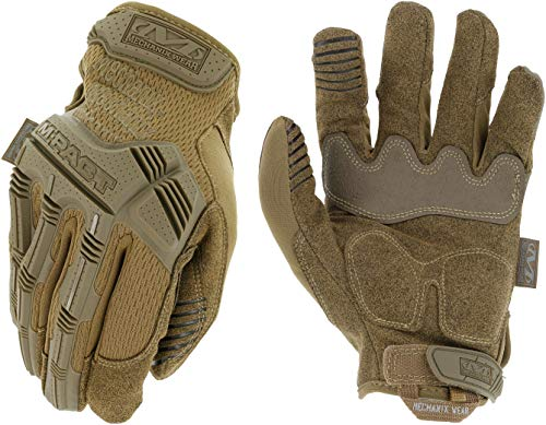 Mechanix Wear - M-Pact Covert Tactical Guanti (Medium, Coyote)