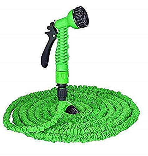 N M Z Magic Expandable Flexible Garden Hose Water Hose for Car Hoses Tube with Gun for Watering