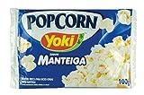 Pipoca para Micro-Ondas Sabor Manteiga, Mikrowellen-Popcorn mit Buttergeschmack, 100 g