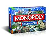 Winning Moves 42631 - Monopoly Sindelfingen