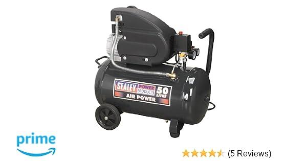 Sealey Sac5020e Compressor 50ltr Direct