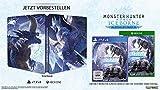 Monster Hunter World: Iceborne, Xbox One + Steelbook