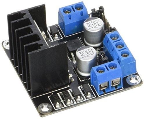 Caratteristica   Chip: L298N   Tensione Logic: 5V   Logic corrente 0 mA-36mA   Temperatura di stoccaggio: -20 ° C a +135 ° C   Modalità di funzionamento: il driver H-bridge (dual)   Tensione di pilotaggio: 5V-35V   Guidare Corrente: 2A (MAX u...