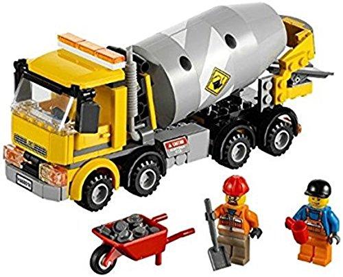 Lego City Cement Mixer