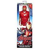 Avengers - Iron Man Titan Hero (Personaggio 30cm, Action Figure), C0756ES0
