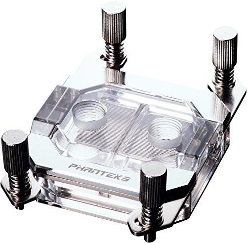 Phanteks Waterblock CPU pour LED RVB Base en cuivre nickelé Acrylique Coque Chrome-Ph-c350a Cr01 22