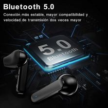 Auriculares-Bluetooth-50-HOMSCAM-Impermeable-Auriculares-Inalmbricos-Bluetooth-QCY-HiFi-Mini-Twins-Estreo-In-Ear-Bluetooth-con-Caja-de-Carga-Porttil-para-iPhone-y-Android-con-Micrfonos