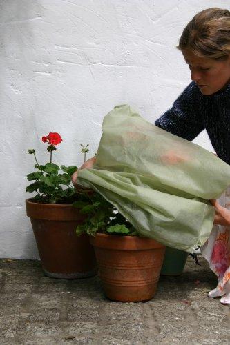 Tierra Garden 50-8020 Haxnicks Easy Fleece Jacket, 4-Pack, Small