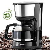Aigostar Chocolate 30HIK – Cafetière à filtre,...