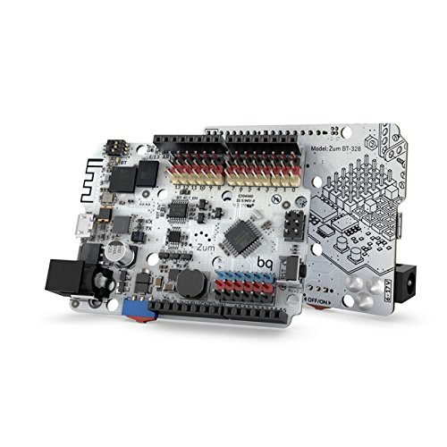 51AgYQW7GqL - Bitbot3d ZUM BOX. Kit de iniciación a la robotica. Kit de la marca BQ para iniciarse en la eletrónica, informática y robótica.