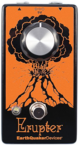 EarthQuaker Devices Erupter Ultimate Fuzz Tone Effects Pedal