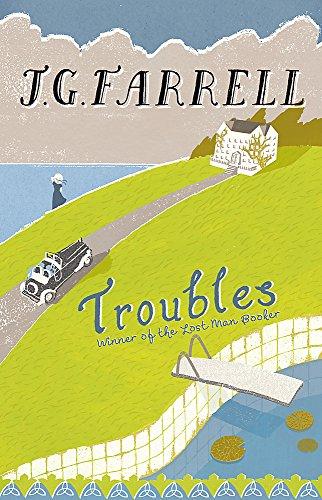 Troubles: Booker Prize Winner 1971