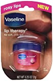 Vaseline Lip Therapy ~ Rosy Lips ~ Pack of 2 by Unilever