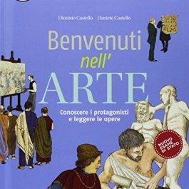 Benvenuti nell'arte. Per la Scuola media. Con e-book. Con espansione online. Con 2 libri: Strumenti-Album: A-B