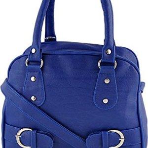 Typify-Casual-Shoulder-Bag-With-Sling-Belt-Women-Girls-Handbag-Blue