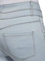 oodji-Ultra-Damen-Jeans-Skinny-mit-Hohem-Bund-Blau-25W-30L-DE32-EU34-XXS