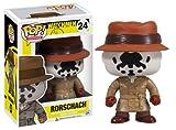 DC Comics Funko Pop. Watchmen Rorschach Figure