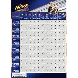 Hasbro Nerf B1538EU4 N - Strike Elite Modulus ECS-10 Blaster, Spielzeugblaster