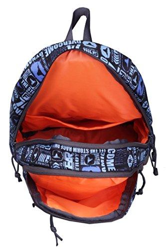 F Gear Burner P11 26 Ltrs Blue Casual Backpack (2437) 5
