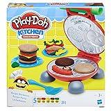 Hasbro Play-Doh 0816B5521EU6 - Burger Party, Knete