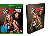 WWE 2K20 Standard Edition inkl. Steelbook (exkl. bei Amazon.de) - [Xbox One]