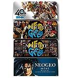 Neo Geo Mini Characters Stickers (4pcs)
