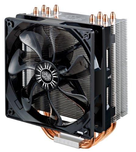 Cooler Master Hyper 212 EVO Ventola per CPU '4 Heatpipes, 1x Ventola da 120mm PWM , Connettore da...